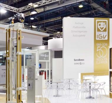 IGV Group на Interlift 2015